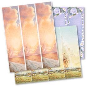 Micro Perforated Bookmarks Lamcraft Digital Memories